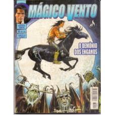 37765 Mágico Vento 13 (2003) Mythos Editora