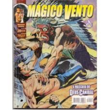 37767 Mágico Vento 28 (2004) Mythos Editora