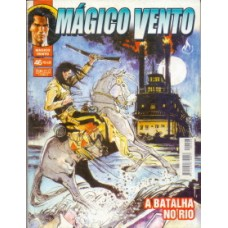 37768 Mágico Vento 46 (2006) Mythos Editora