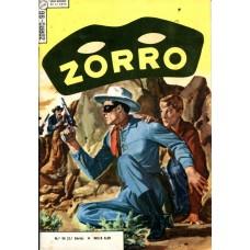Zorro 96 (1970) 2a Série