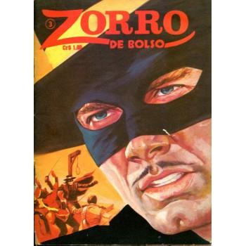 Zorro de Bolso 3 (1973)