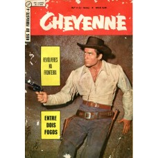 Reis do Faroeste 4 (1970) 3a Série Cheyenne
