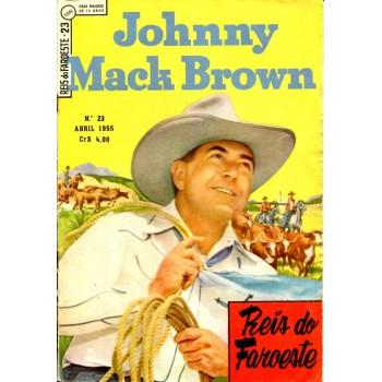 Reis do Faroeste 23 (1955) Johnny Mack Brown