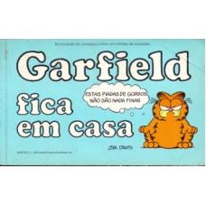 35683 Garfield Fica em Casa (1983) Editora Cedibra