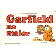 35685 Garfield na Maior (1985) Editora Cedibra