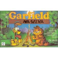35686 Garfield na Selva (1988) Editora Cedibra