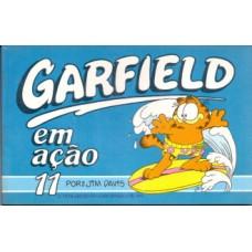 35699 Garfield em Ação 11 (1989) Salamandra Editora