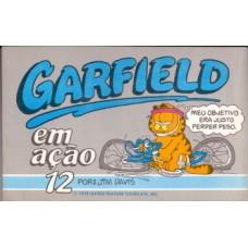 35700 Garfield em Ação 12 (1989) Salamandra Editora