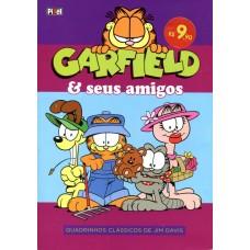 Garfield & Seus Amigos 2 (2015) Capa Cartonada