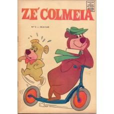 37283 Zé Colméia 2 (1970)  Editora O Cruzeiro