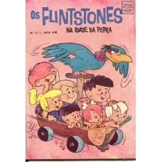 41428 Os Flintstones 5 (1969) Editora O Cruzeiro
