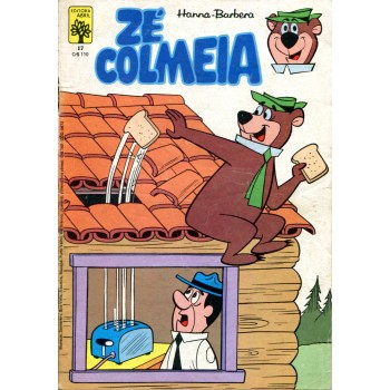 Zé Colméia 17 (1982)