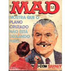 41457 Mad 22 (1986) Editora Record