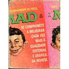 41458 Mad 28 (1987) Editora Record
