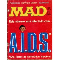 41459 Mad 29 (1987) Editora Record