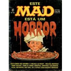 41460 Mad 34 (1987) Editora Record