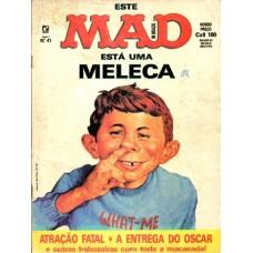 41464 Mad 41 (1988) Editora Record