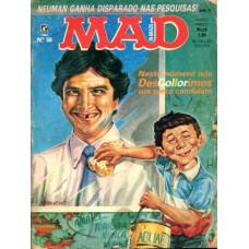 41469 Mad 56 (1989) Editora Record