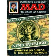 41470 Mad 62 (1990) Editora Record