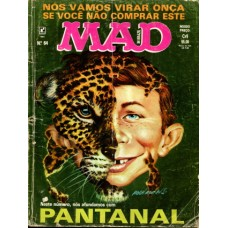 41471 Mad 64 (1990) Editora Record