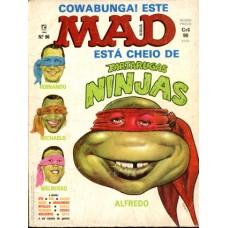 41472 Mad 66 (1990) Editora Record