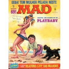 41473 Mad 69 (1991) Editora Record