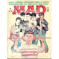 41474 Mad 70 (1991) Editora Record