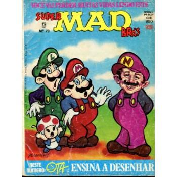 41480 Mad 79 (1991) Editora Record