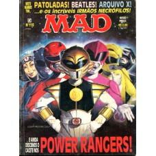 41491 Mad 119 (1996) Editora Record
