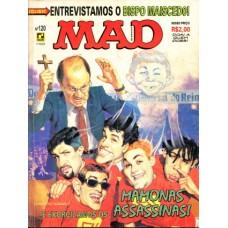 41492 Mad 120 (1996) Editora Record