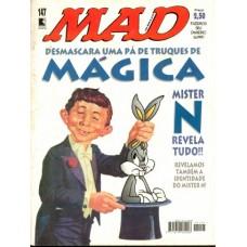 41500 Mad 147 (1999) Editora Record