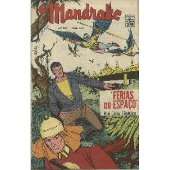 26331 Mandrake 161 (1970) Editora RGE