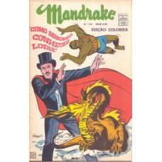 37544 Mandrake 150 (1969) Editora RGE