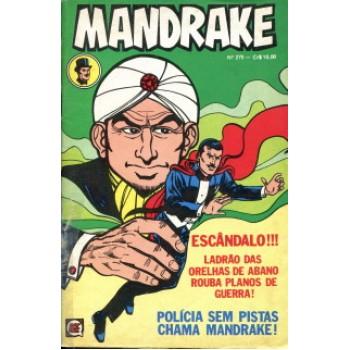 41346 Mandrake 275 (1978) Editora RGE