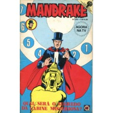 41347 Mandrake 276 (1979) Editora RGE