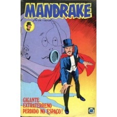 41350 Mandrake 279 (1979) Editora RGE