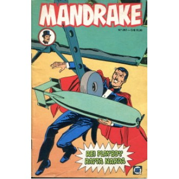 41352 Mandrake 282 (1979) Editora RGE
