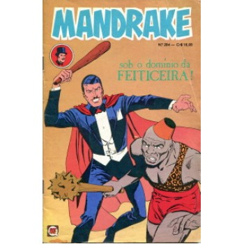 41354 Mandrake 284 (1979) Editora RGE