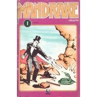 Mandrake Coleção 1 (1989)