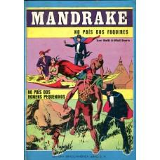 Mandrake no País do Faquires (1974)