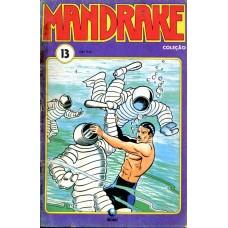 Mandrake Coleção 13 (1990)