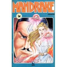 Mandrake Coleção 14 (1990)