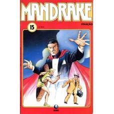 Mandrake Coleção 15 (1990)