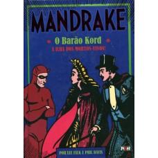 Mandrake 2 (2014) Capa Dura