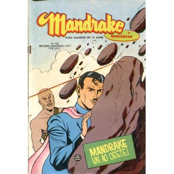Mandrake 28 (1957)