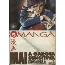 20493 Mai a Garota Sensitiva 5 (1992) Editora Abril