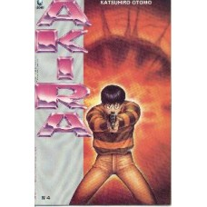 24086 Akira 4 (1991) Editora Globo