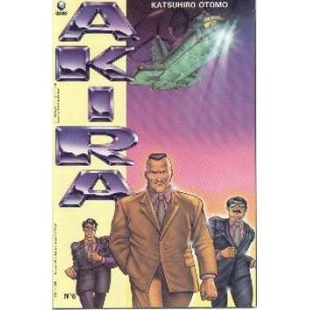 24088 Akira 6 (1991) Editora Globo