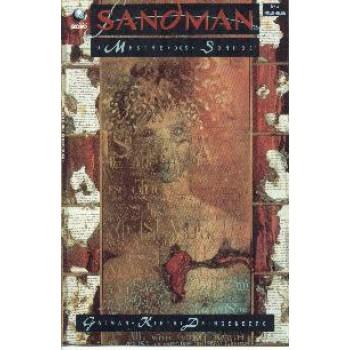 24094 Sandman 4 (1990) Editora Globo