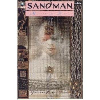 24095 Sandman 5 (1990) Editora Globo